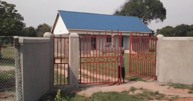 Bukomolo Clinic Project